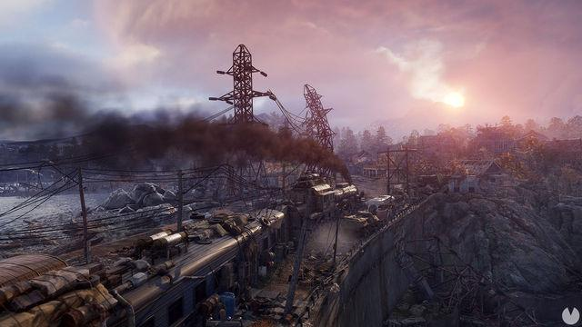The creators of Metro Exodus thought that developing it was