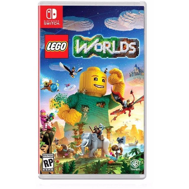 So it will be the cover of LEGO Worlds in Nintendo Switch
