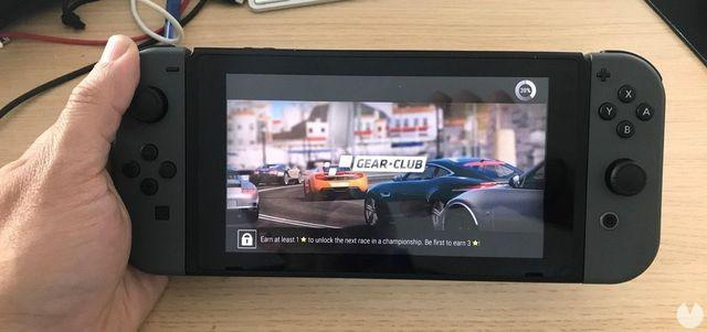 First image of Gear.Club Nintendo Switch