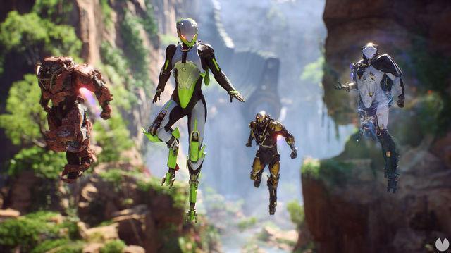 Anthem: BioWare confirma que está trabalhando para redesenhar o jogo e anuncia mudanças