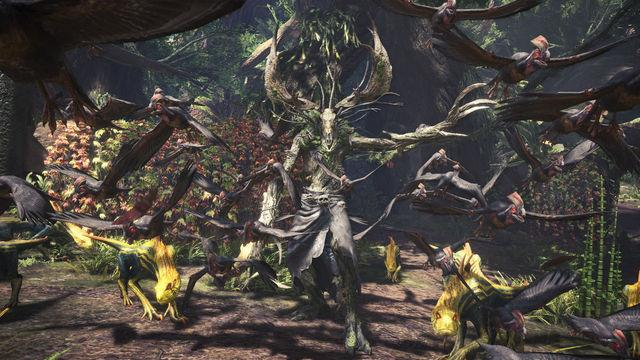 Geralt of Rivia is in addition to the hunting of the Monster Hunter World in PC the may 9