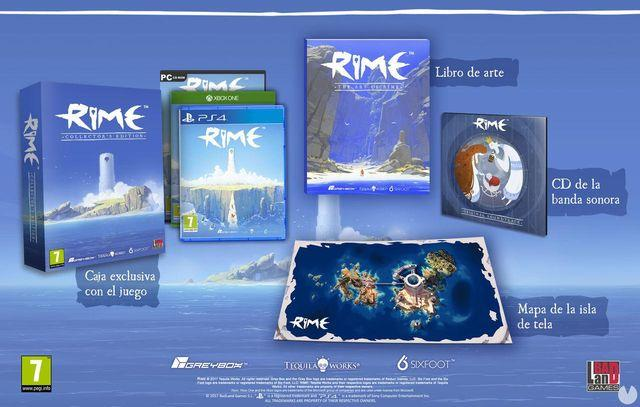 RiME announces its collector