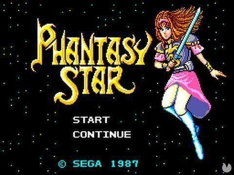Star Wars was the main influence of the Phantasy Star original