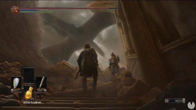 Comparan una de las escenas del último episodio de Juego de Tronos con Dark Souls