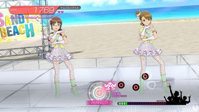 Announced The Idolmaster: Stella Stage for the PlayStation 4