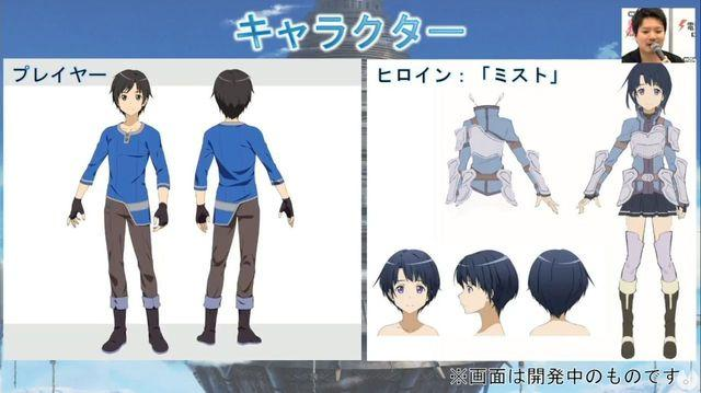 First details of Sword Art Online: Replication for virtual reality