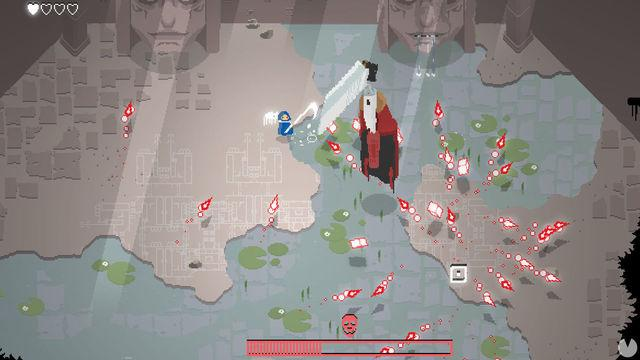 Announced ITTA, a stirring adventure bullet hell to Switch, and PC that comes in 2020