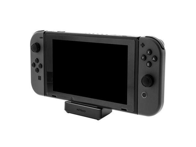 Nyko presents its alternative to the dock for Nintendo Switch