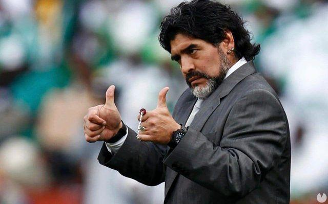 Maradona will appear in Pro Evolution Soccer until 2020