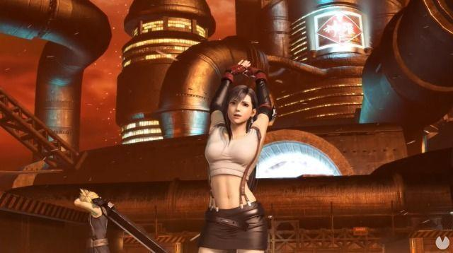 The director of Dissidia implies that the breasts of Tifa will have movement