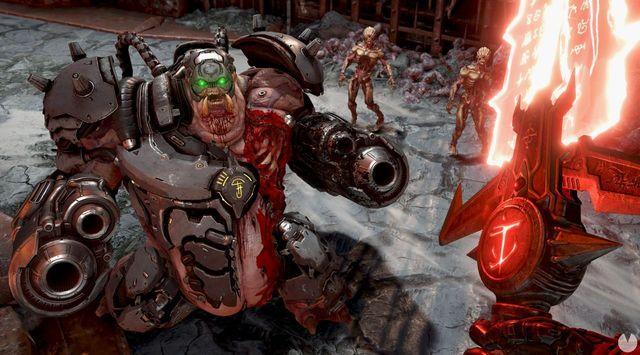 DOOM Eternal: The game won