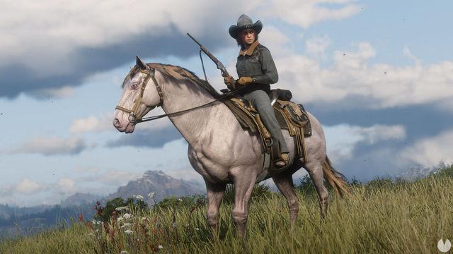 Red Dead Online: Already available new content for early access for PS4