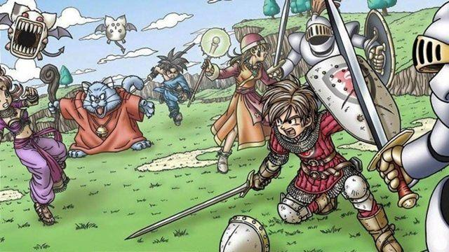 Dragon Quest IX would receive a remake on the Nintendo Switch
