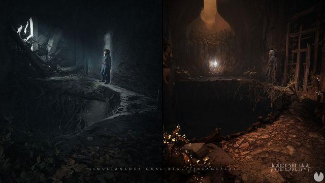 Le Médium vous montre comment allez jouer dans deux réalités avec son nouveau trailer