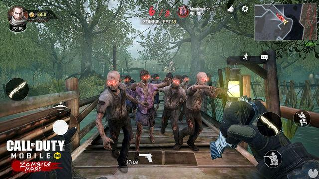 Call of Duty Mobile: The way Zombies is now available