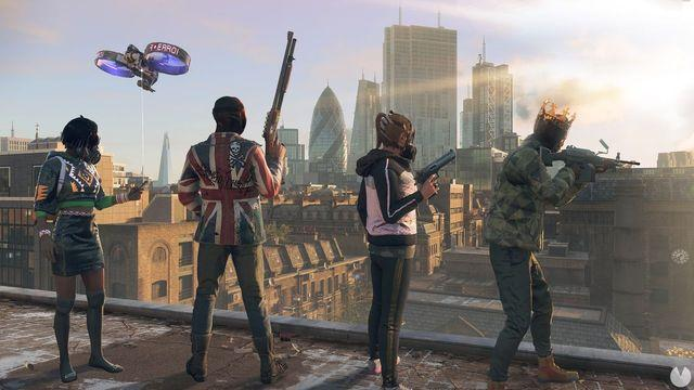 Watch Dogs Legion has been designed to be played 20 times on different