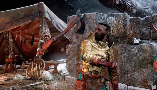 God of War terá um novo sistema de melhoria para Kratos
