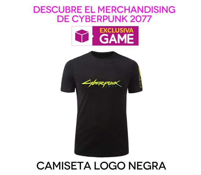 the GAME will provide the official apparel for Cyberpunk 2077 in Madrid Games Week