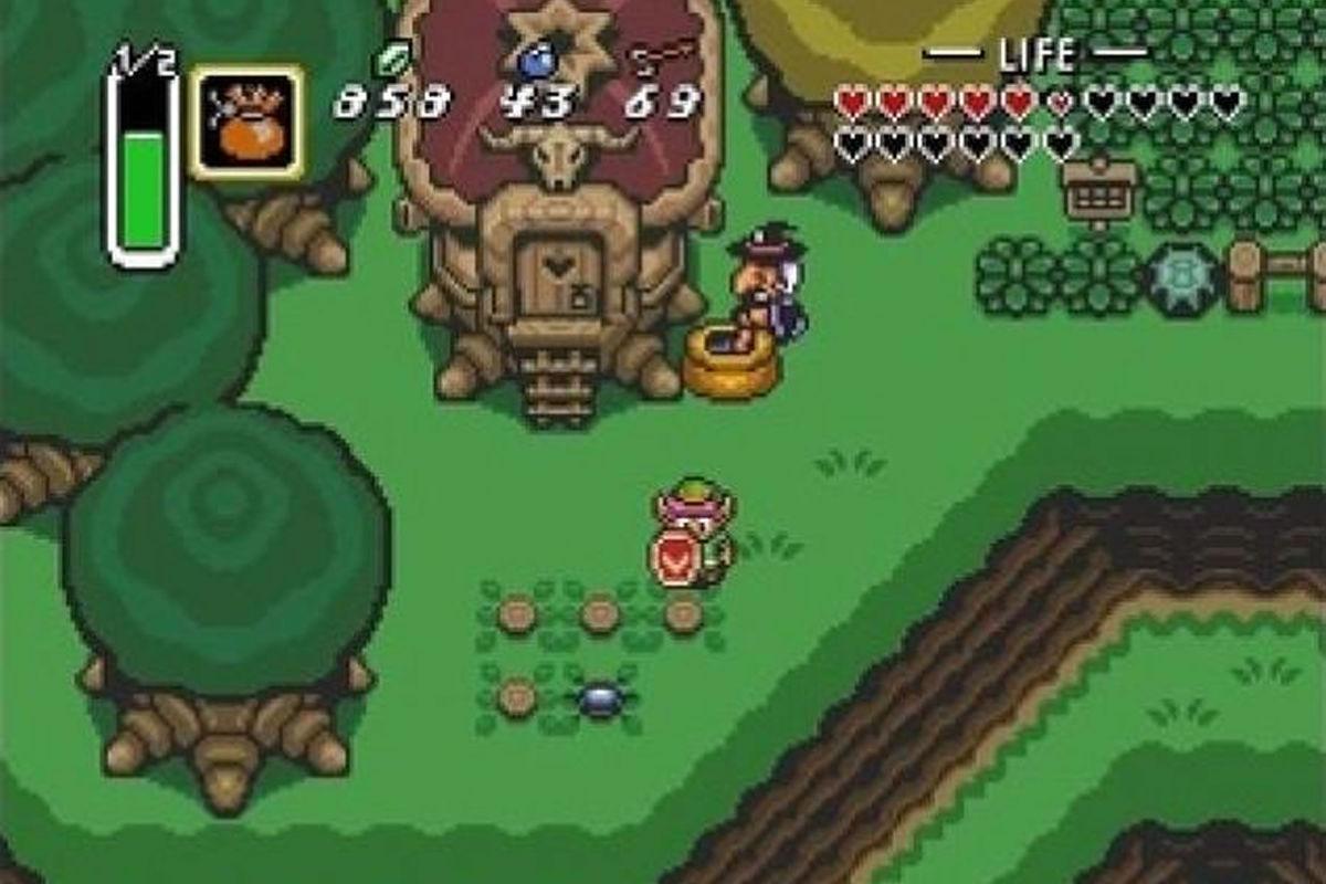 El Nuevo Zelda De Nintendo 3ds Ira A 60 Fotogramas Por Segundo En 3d