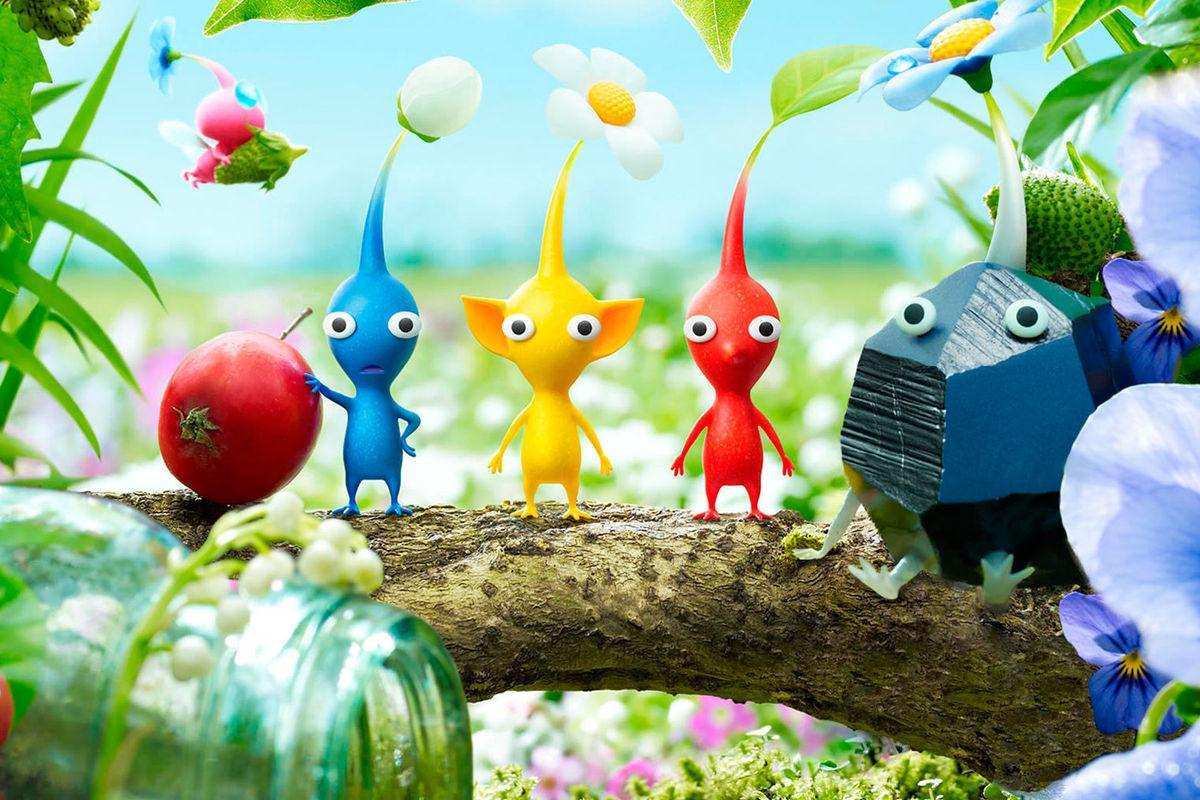 how to call pikmin in pikmin 3