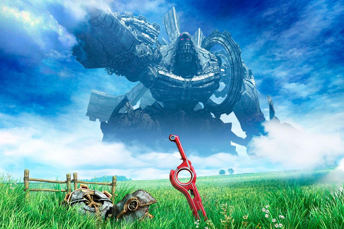 Xenoblade Chronicles 3D llega el 2 de abril
