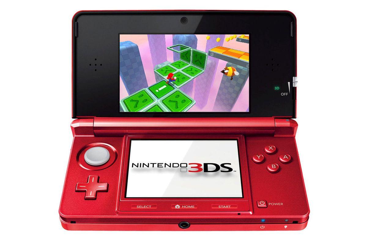 Nintendo 3DS supera los 60 millones de consolas vendidas