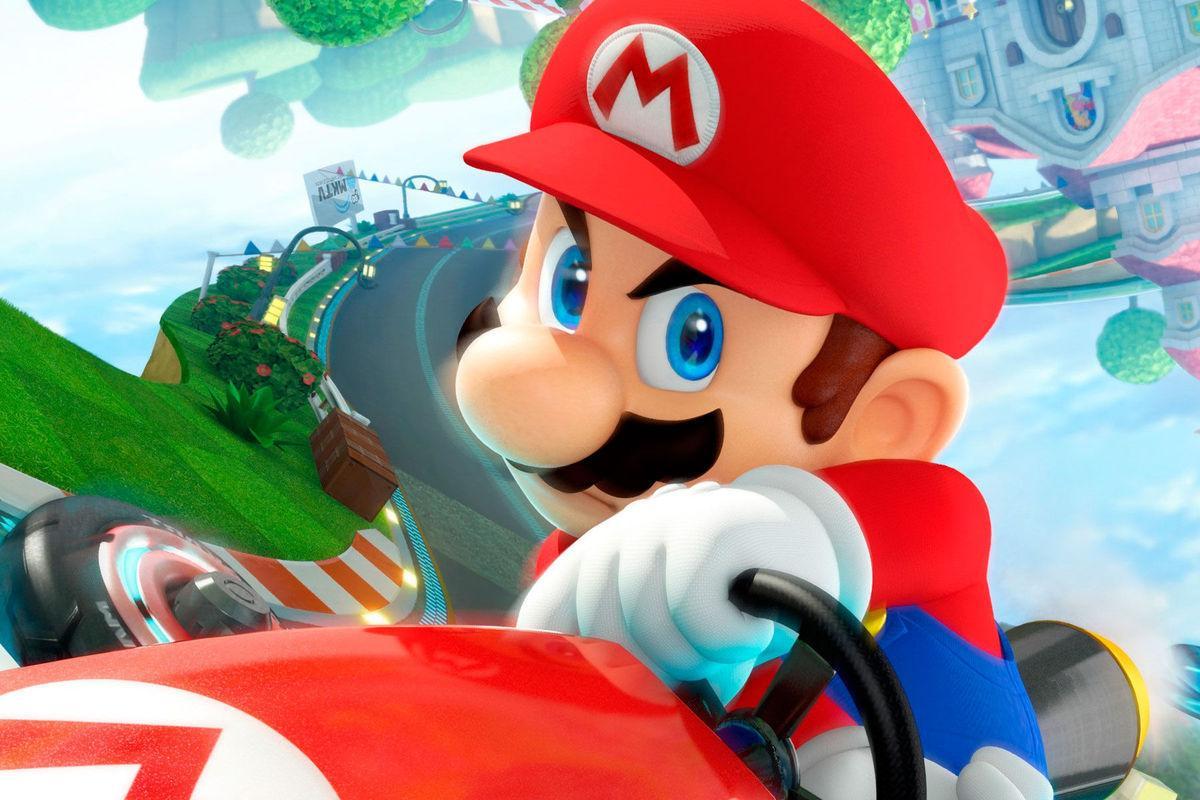 Las cifras de Mario Kart 8 están superando las de Mario Kart 7