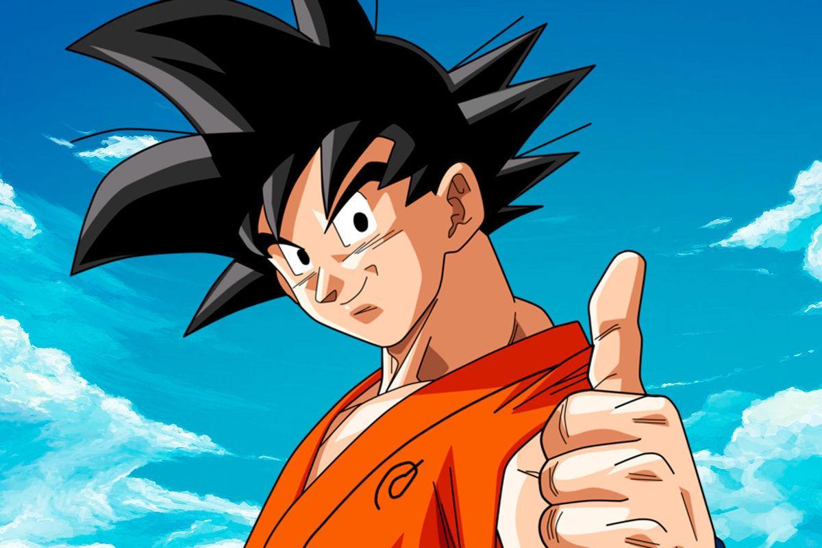Goku Se Une A Los Embajadores Oficiales De Los Juegos Olimpicos De