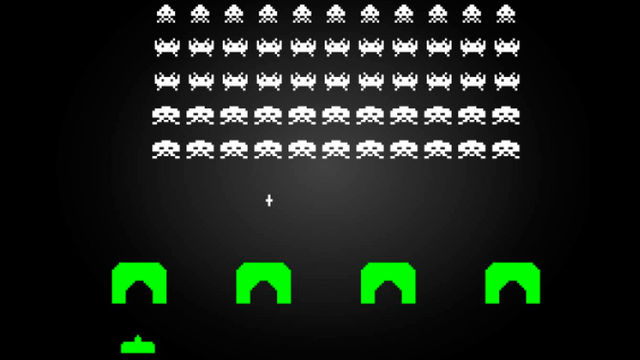 E3: Space Invaders regresa a la alta definición