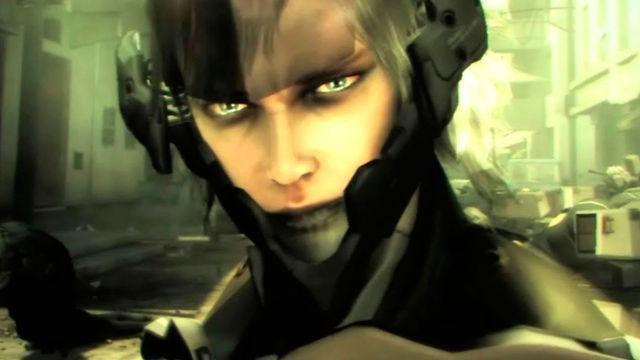 E3: Raiden protagoniza el primer Metal Gear de Xbox 360