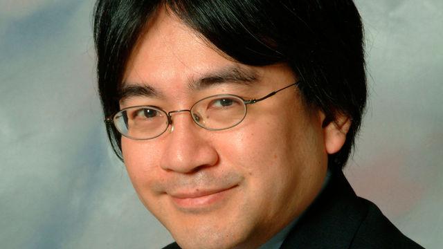 Satoru Iwata se reduce el sueldo un 50% por los malos resultados