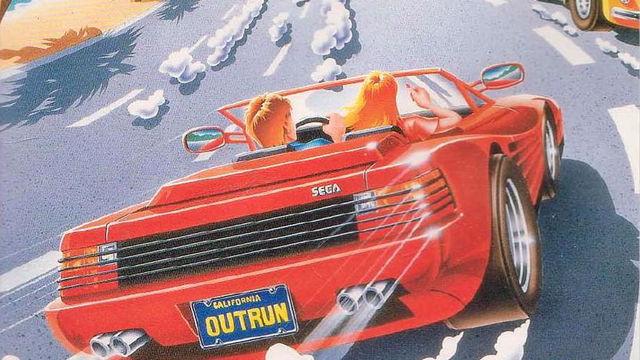 Outrun Online Arcade llega esta semana