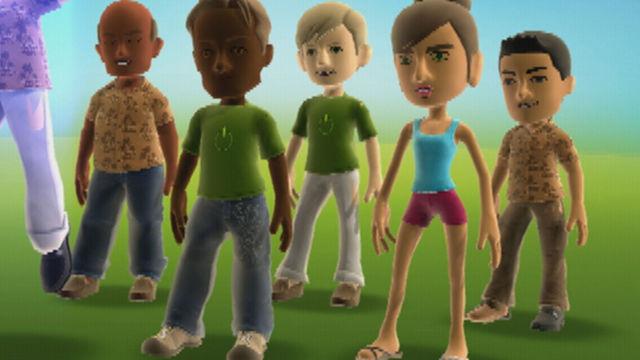 E3: Desvelado Joy Ride: avatares, coches y locuras
