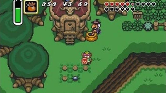 The Legend of Zelda: Four Swords Adventures será una descarga gratis