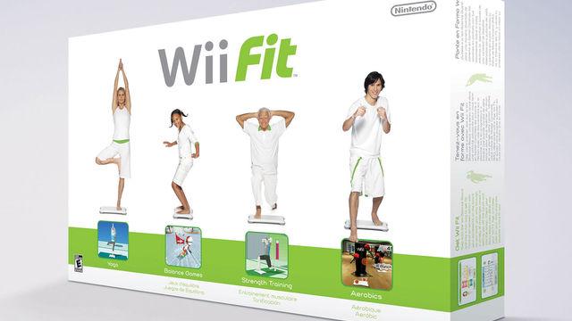 Los japoneses pueden enviar sus datos de Wii Fit a profesionales
