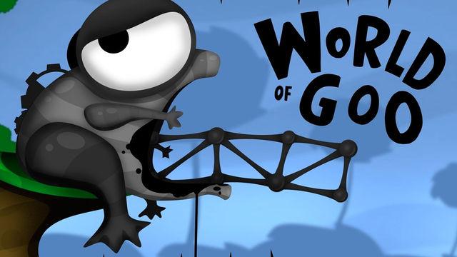 World of Goo en iPad, la versión de mayor éxito