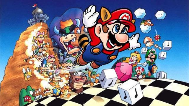 Ofertas en América para los clásicos descargables de Super Mario