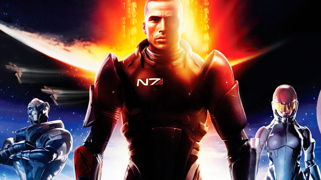 Legendary Pictures hará la película de Mass Effect