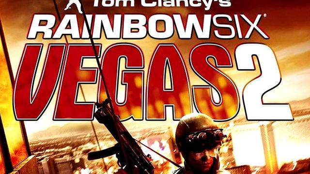 Rainbow Six Vegas 2 ya supera el millón de unidades