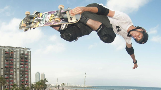 Tony Hawk RIDE se retrasa hasta 2010