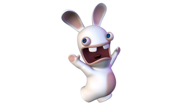 Los Rabbids homenajean a Harry Potter