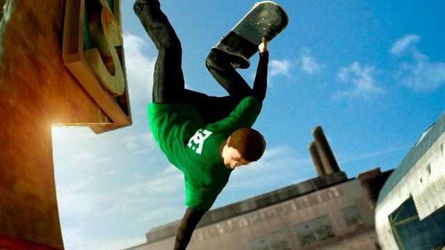 OlliOlli llega mañana a PS4 y PS3