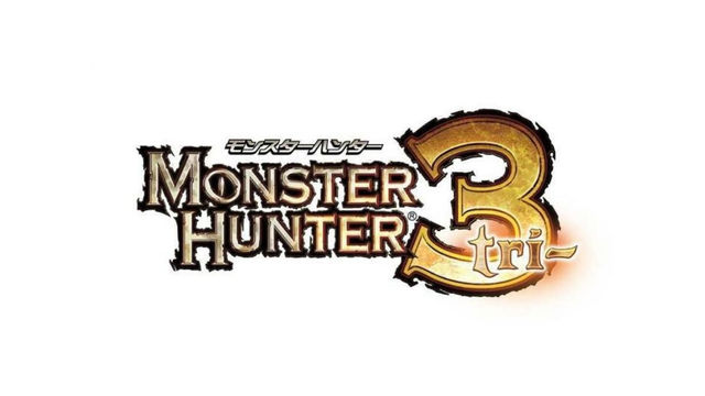Acuerdo entre Capcom y Nintendo para Monster Hunter Tri