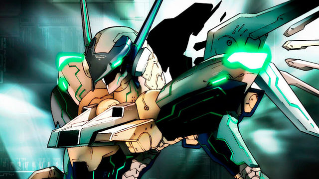 Se muestra la introducción de Zone of the Enders HD Collection