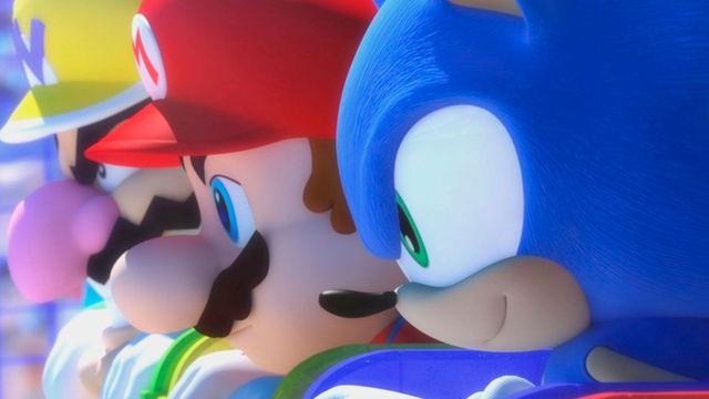 Mario y Sonic en los Juegos Olímpicos de Londres llega a Wii el 18 de noviembre