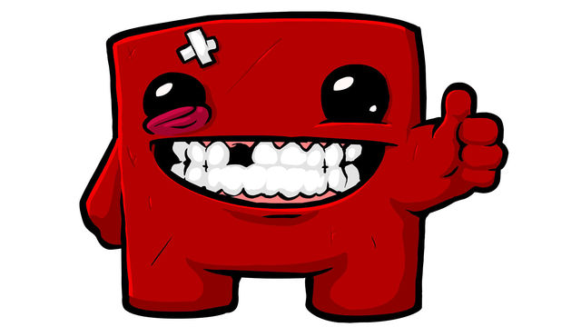 Imaginan un 'crossover' entre Super Meat Boy y Super Mario Galaxy