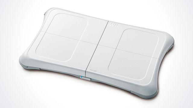 La tabla de Wii Fit puede usarse para la seguridad de los aeropuertos