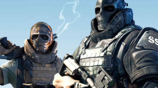 La demo de Army of Two: the 40th Day se estrena el jueves