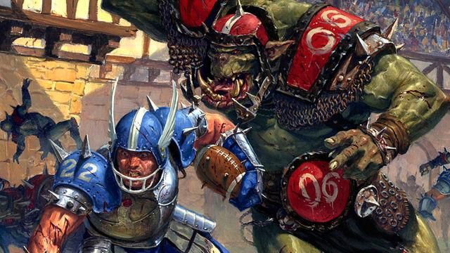 Los elfos oscuros ya llegan a Blood Bowl