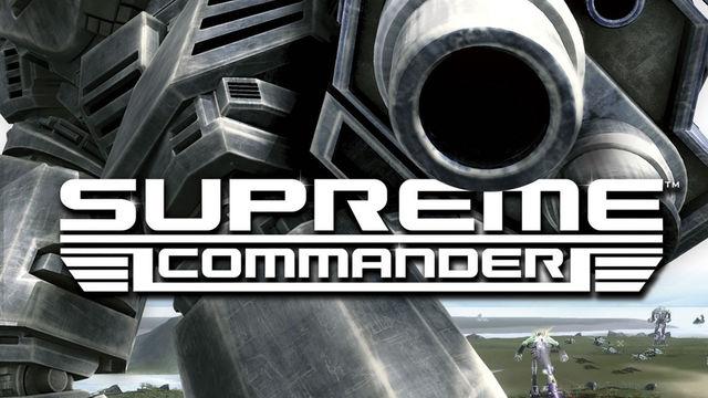 Disponible la demo de Supreme Commander 2 en Xbox Live